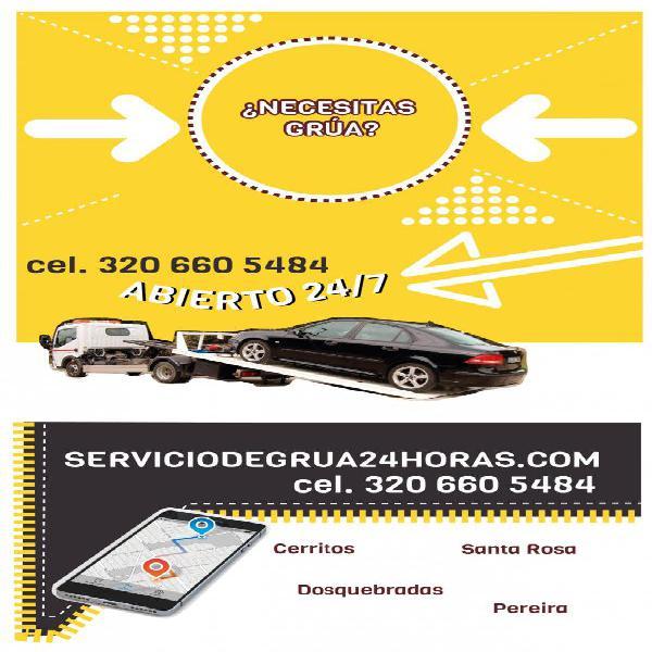 Servicio de Grua Pereira Gruas Pereira servicio de grua 24
