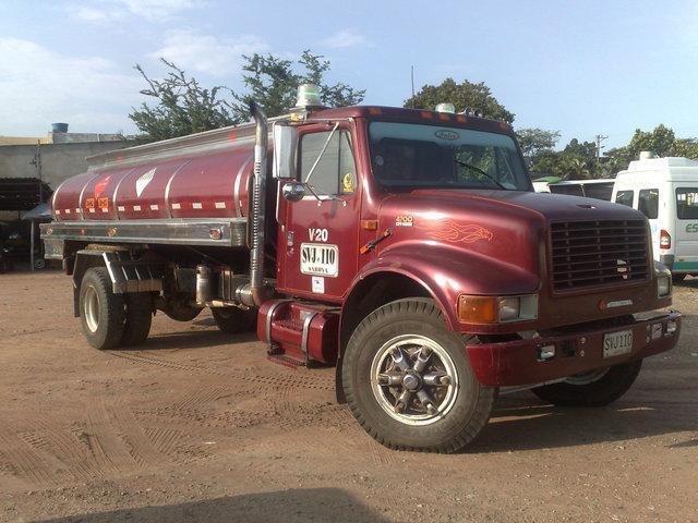 Servicio de Transporte Y Suministro de Agua en Carrotanque