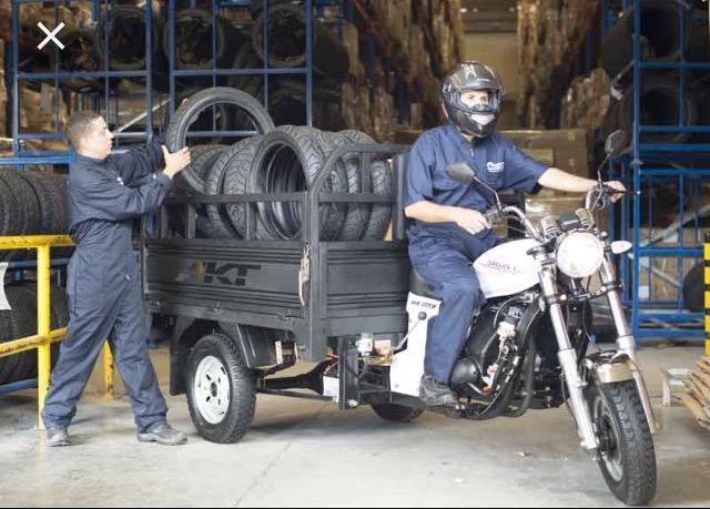 Servicio de Transporte en Motocarro