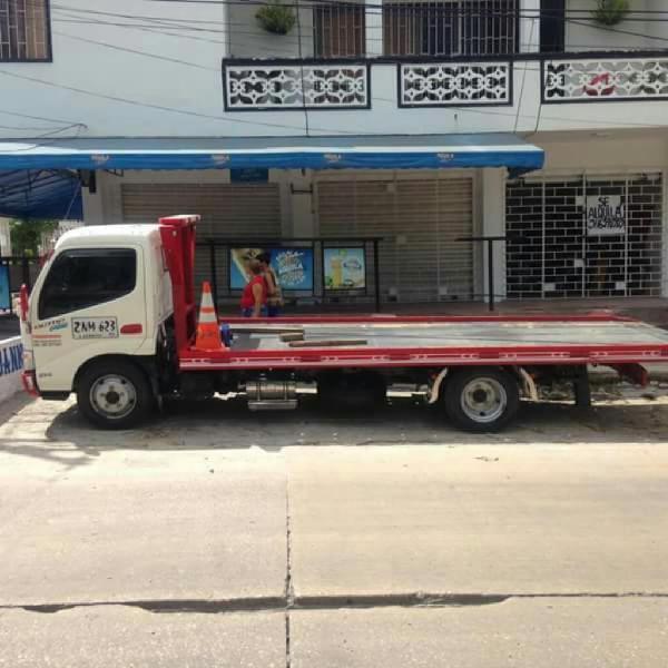Servicio de Transporte por Niñera y Grua