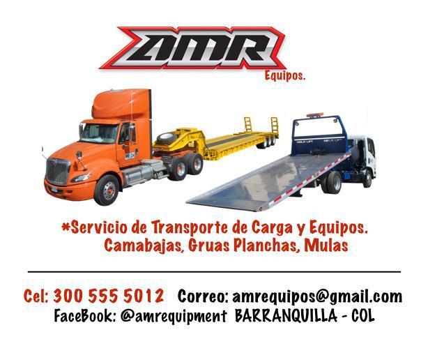 Transporte Equipos Alquiler Venta Oficinas