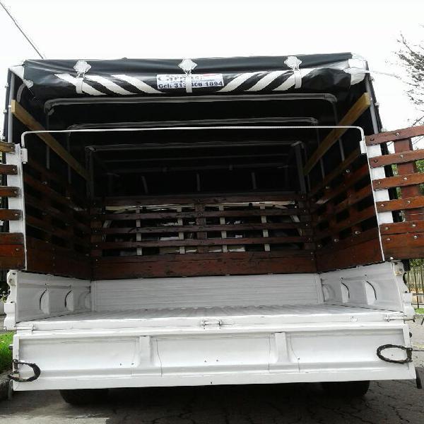 Transporte de Carga Y Pasajeros