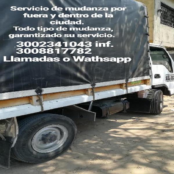 Viajes Y Trasteos Barranquilla