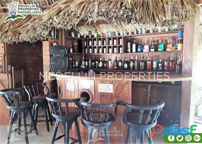 Arriendo de Fincas Económicas en Santa Fe de Antioquia Cod: