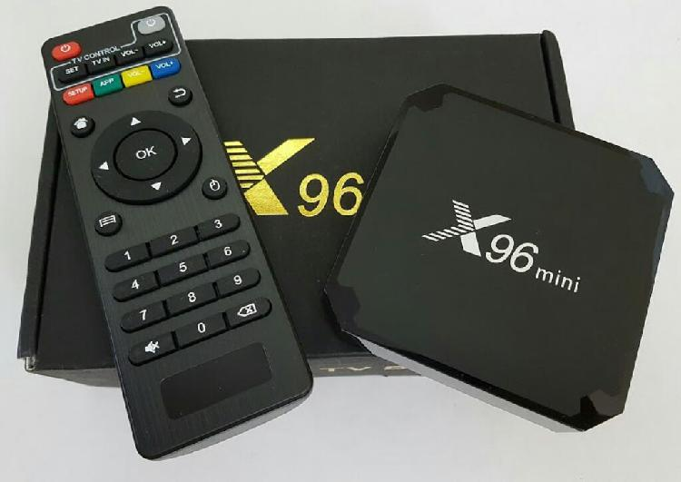Tv Box Convertidor Smart Tv