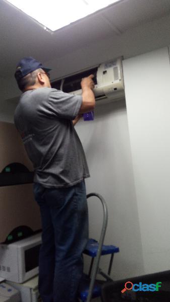 instalación,reparación aire acondicionado
