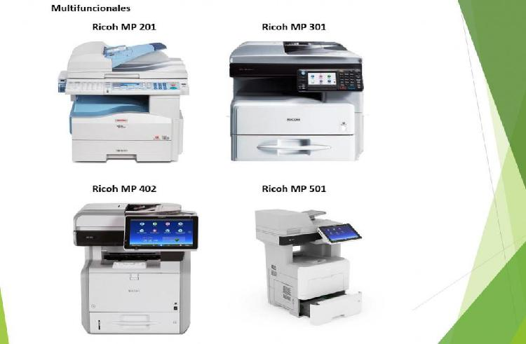 venta de equipos de fotocopiado