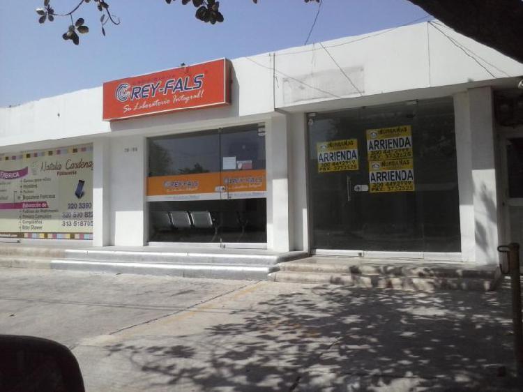 Cod. ABINU16666 Local En Arriendo En Barranquilla Paraíso
