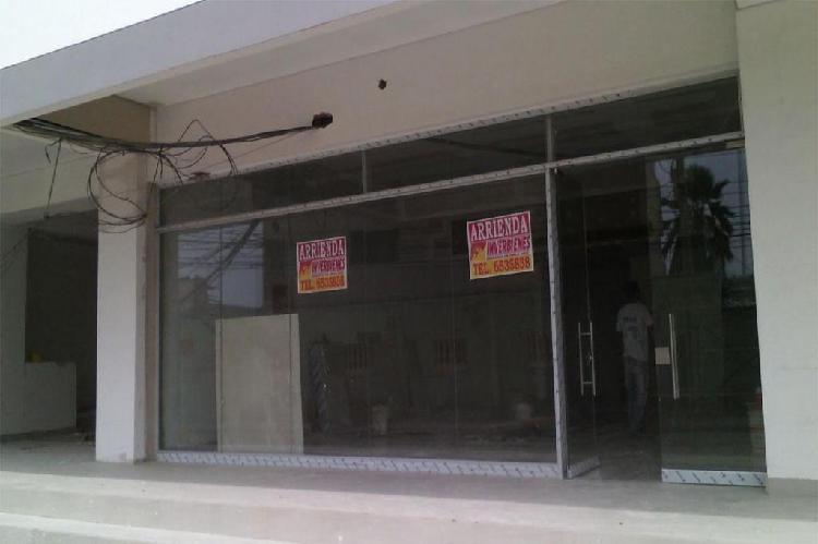 Local En Arriendo En Cartagena El Cabrero Cod: 9315
