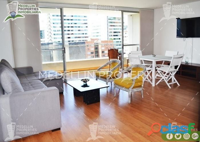 Apartamentos Amoblados en Alquiler El Poblado Cod: 5078