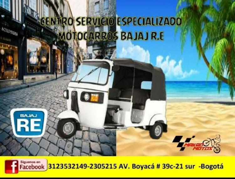 Centro de Servicio Motocarros