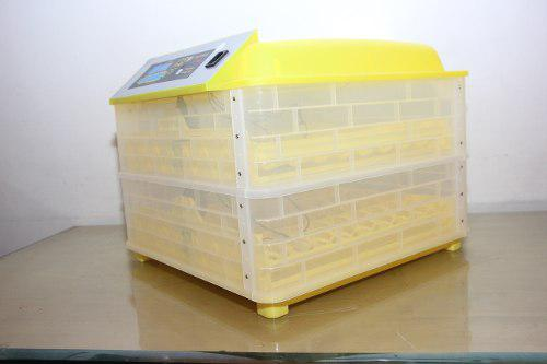 Incubadora Para 96 Huevos Control De Temperatura Automatico