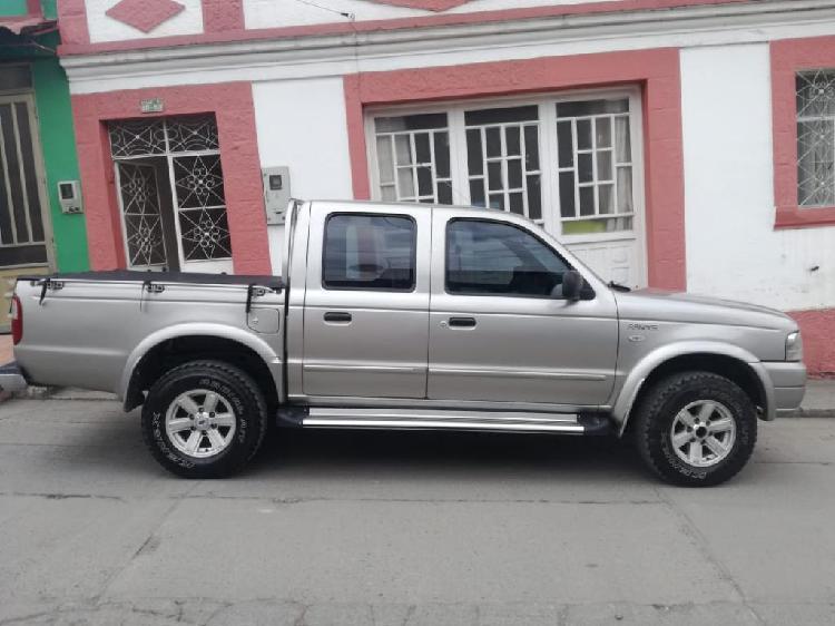 Camioneta Doble Cabina Ford Ranger 4x4