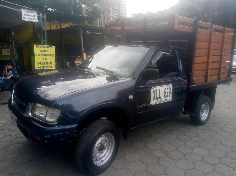 Chevrolet Luv 2300 Diesel 1998 Estacas