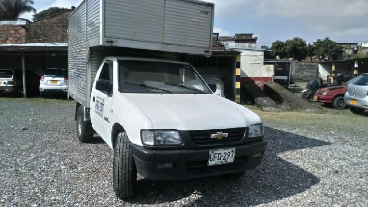 Chevrolet Luv 2300 Mod 1998 Furgon Publica Excelente