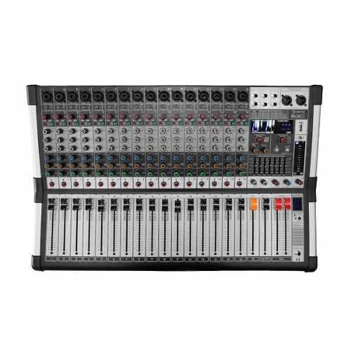 Mezclador De Audio Mixer 16 Canales Vento Mix16fx Efx Dsp