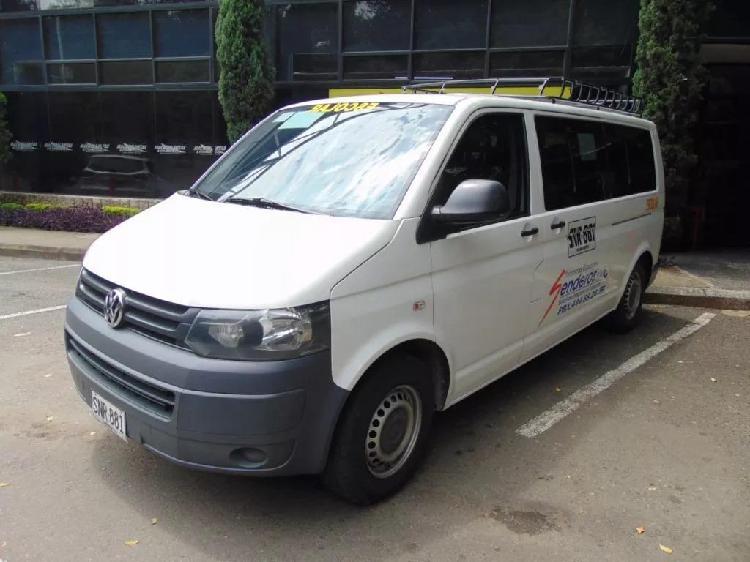 Transporte Escolar 17 Pasajeros Excelente Estado VW