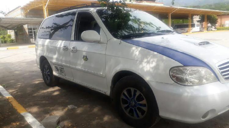 Vendo O Permuto por Taxi Kia Publica