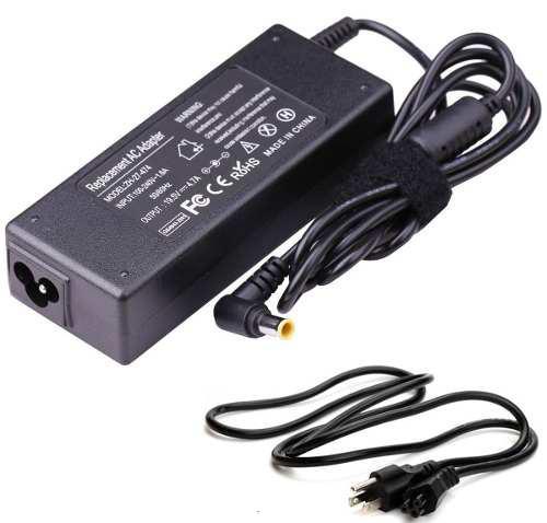 Adaptador De Ca Para 19.5v Sony Bravia Tv Cargador Kdl-32