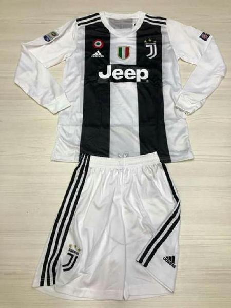 Camiseta Y Pantaloneta Juventus Hombre