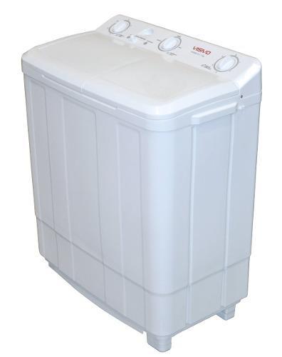 Lavadora Semi Automatica Visivo 15lb