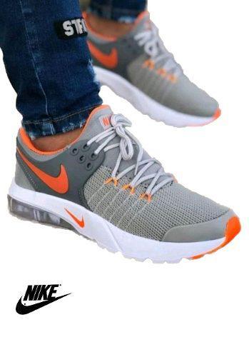 Tenis Hombre Nike Air Max Zapatos Calidad 100% Garantizada