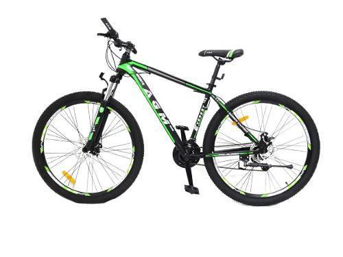 Bicicleta Alumino Shimano Rin 27.5 24 Vel. Disco Bloqueo Agm