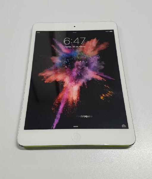 Ipad Mini Blanco A1432 16gb