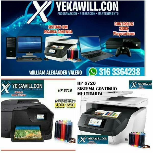 Servicio Tecnico Y Venta de Impresoras