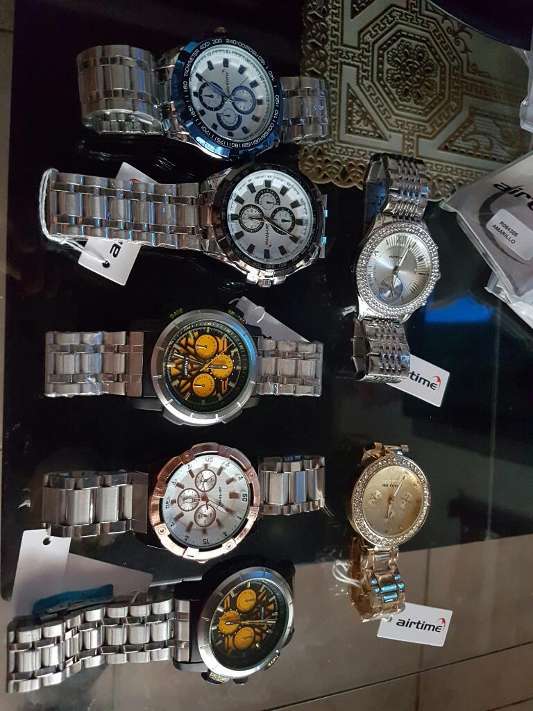 Hermosos Relojes de Lujo Y Exclusivos