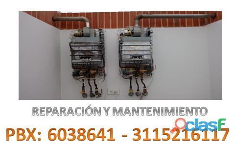 REPARACION DE CALENTADORES TODAS LAS MARCAS: 3115216117