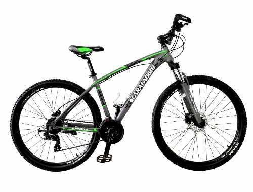 Bicicleta Corleone Rin 27.5 Aluminio Freno Hidraul Mod 2019