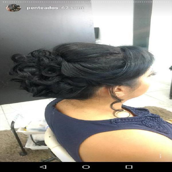 Busco Estilista Integral, Peinados