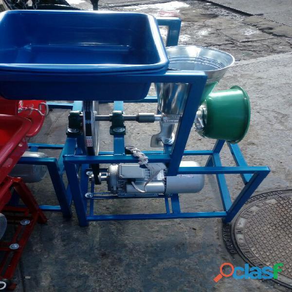 OFERTA Molino Industrial motor de (1hp) un caballo
