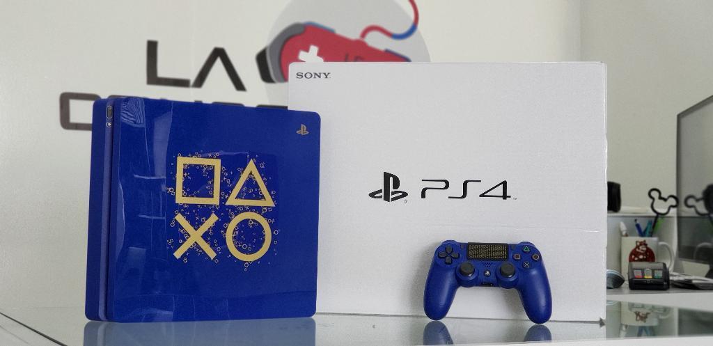 Playstation 4 Slim 1tb Edicion Especial