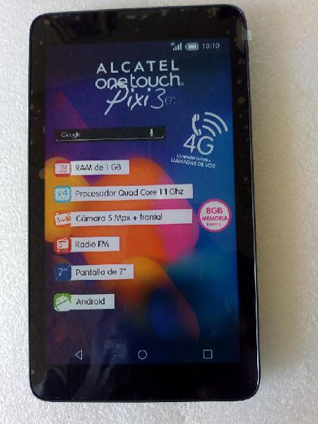 Tablet Alcatel Ot Pixi 3, 7.0. Lte. 4g