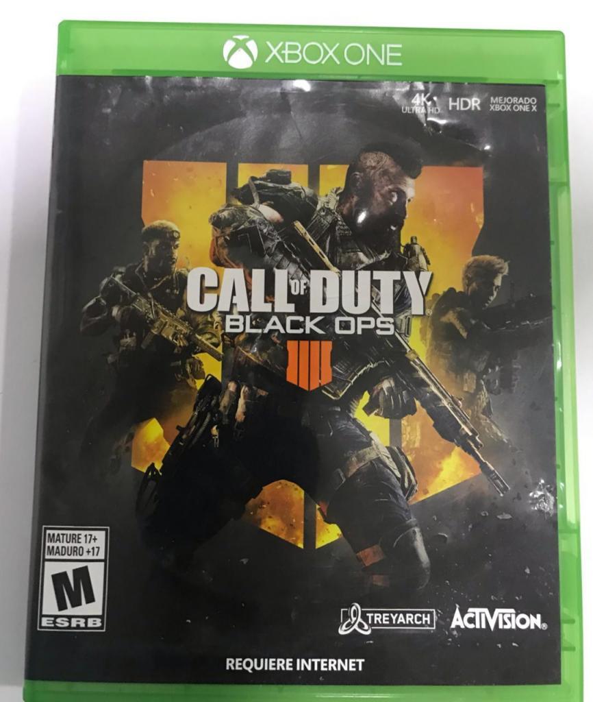 Vendo Juegos Xbox One Excelente Estado