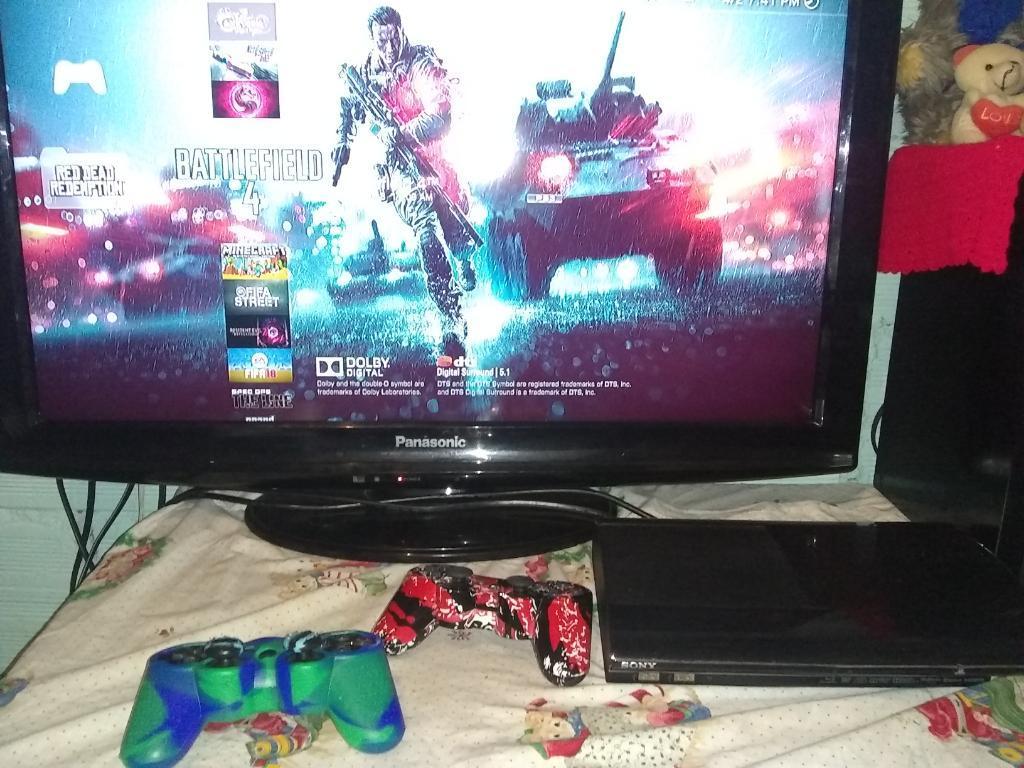Vendo O Cambio Play 3 por Un Xbox 360