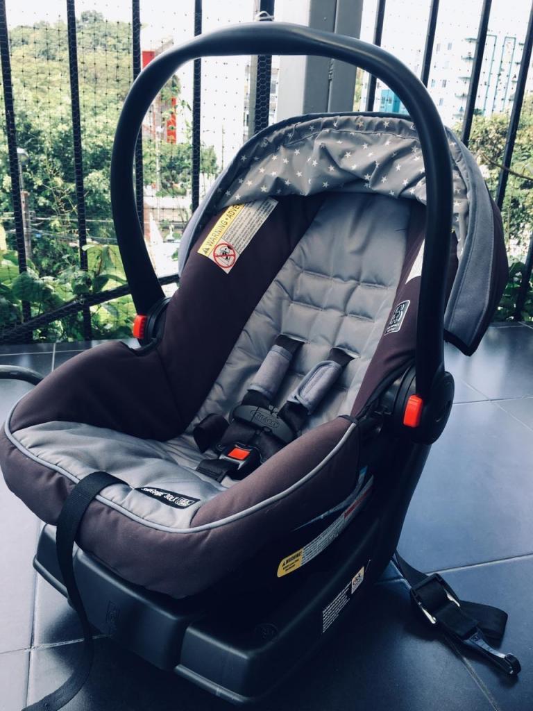 Asiento de Bebe para Carro Graco