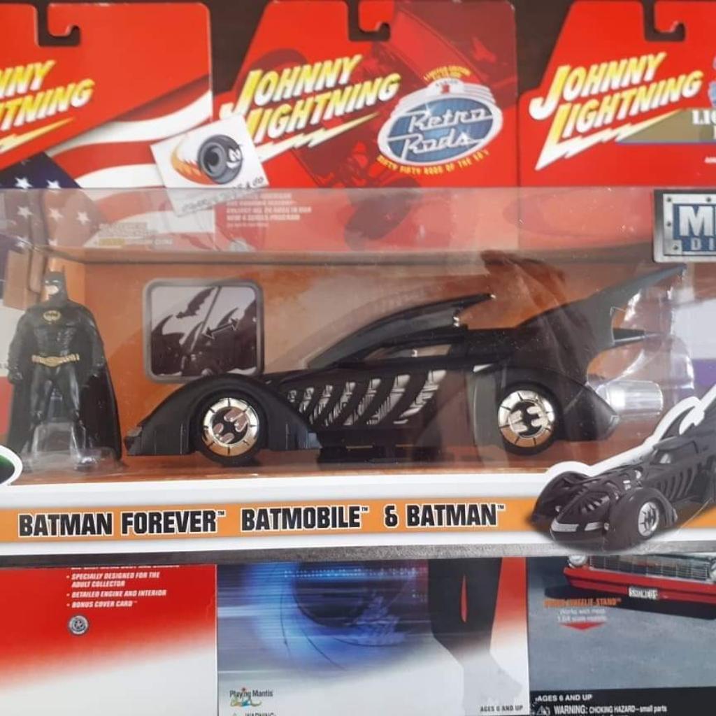 Batman Forever Marca Jada Escala 143