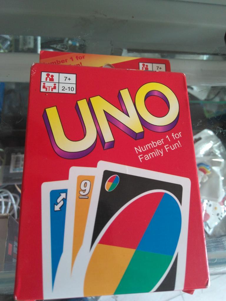 Juego de Cartas Uno 108