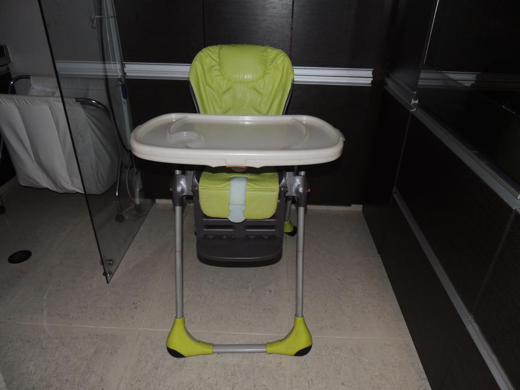 Silla comedor para bebé marca CHICCO
