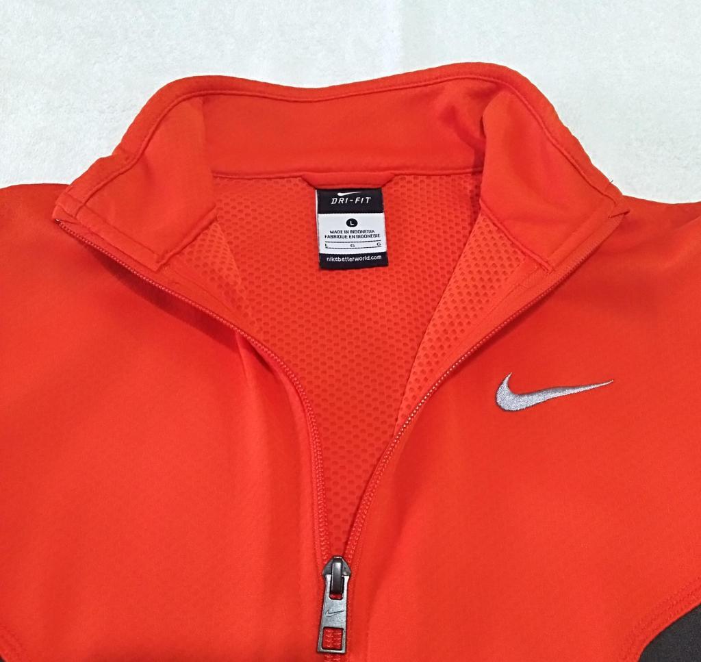 chaqueta buzo deportivo marca nike talla 8 10 Para Niño