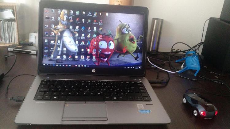Hp Elitebook 840 notebook Pc intel Core I5 4300u 1.9 ghz