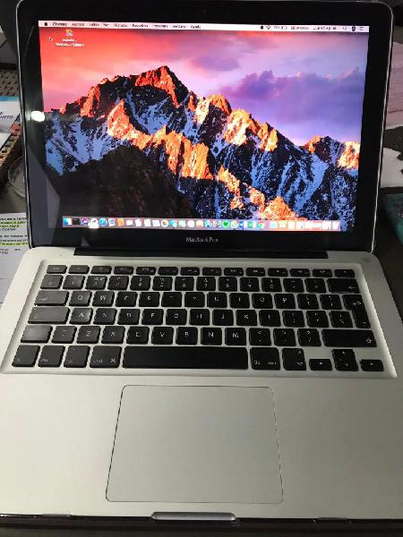 MacBook Pro 13 core i5 finales 2011