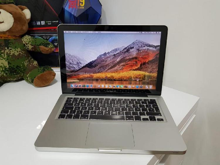PORTATIL MACBOOK PRO 2012 13 i5 2.50GHZ 500GB DISCO 4GB RAM
