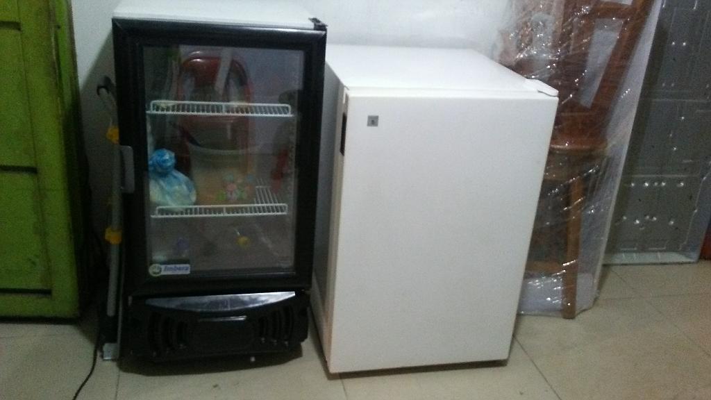 Vendo Congelador Y Enfriadora