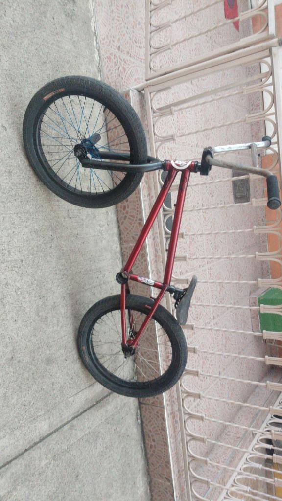 Bicicleta Bmx Montana