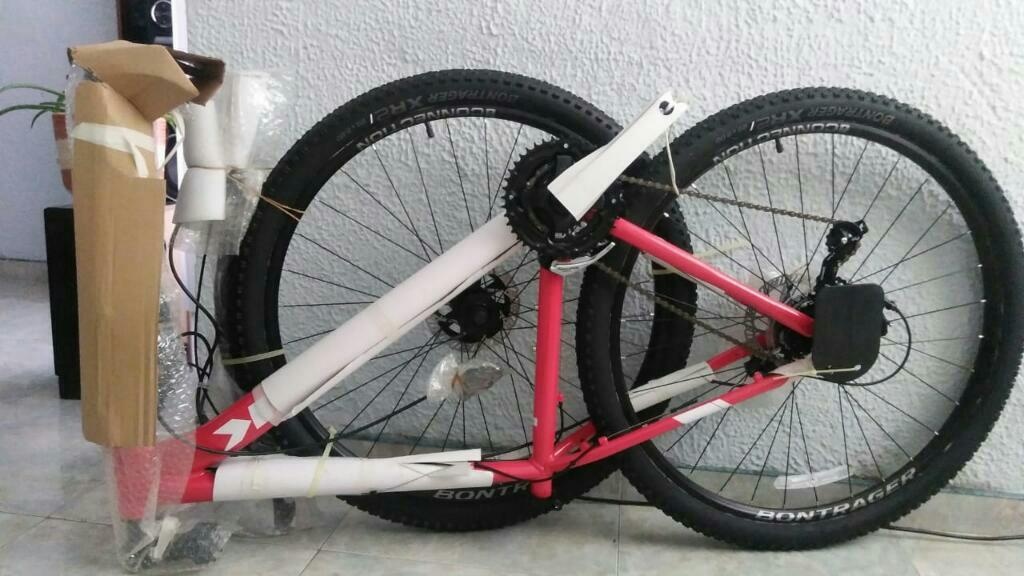 Bicicleta Trek Nueva Marlin