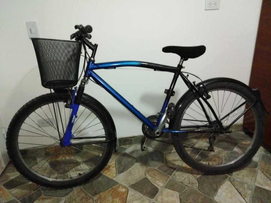 Bicicleta en perfectas condiciones Papeles al da